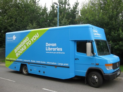Devon Mobile Library